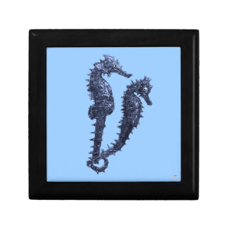 Dance Of The Seahorses (Blue) Gift Box