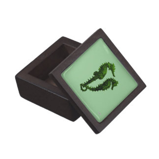 Dance Of The Seahorses (Green) Gift Box