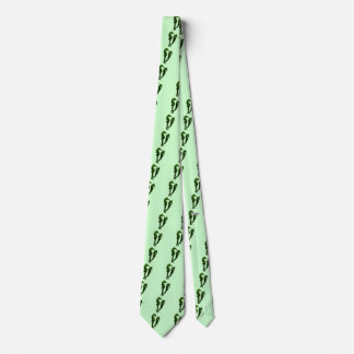 Dance Of The Seahorses (Green) Tie