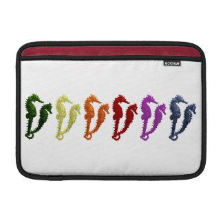 Dance Of The Seahorses Pop Art 2 MacBook Air Sleeve