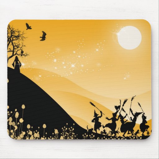 Dance of the sorci�res - mousepads