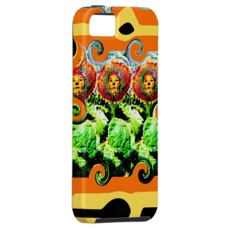 DANCE OF THE SUNFLOWERS IPHONE5 CASE ARA ARTIST iPhone 5 COVER