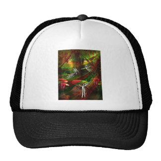 Dance of the Water Sprite Hats