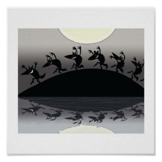 Dance of The Werewolves Posters