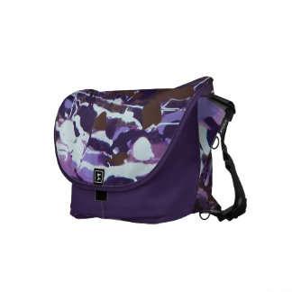 Dance of the Woodland Pixies Courier Bag