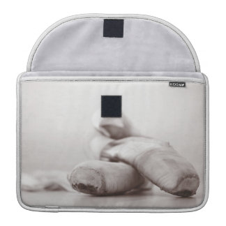 Dance - Old Ballet Pointe Shoes Customizable MacBook Pro Sleeve