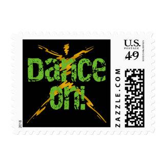 Dance On Postage