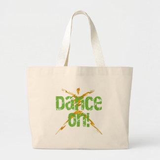 Dance On Tote Bag