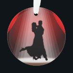 "Dance Ornament - Competition Ballroom Dancing<br><div class=""desc"">I hope you"