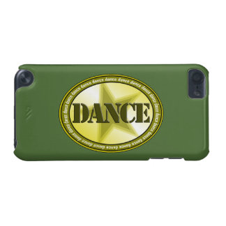 Dance Oval iPod Touch (5th Generation) Case