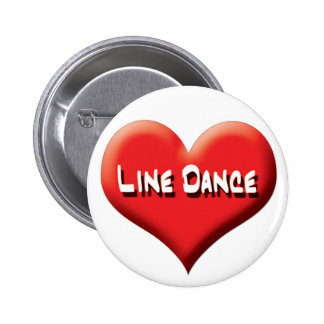 Dance  Passion! 2 Inch Round Button