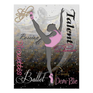 Dance Passion Posters