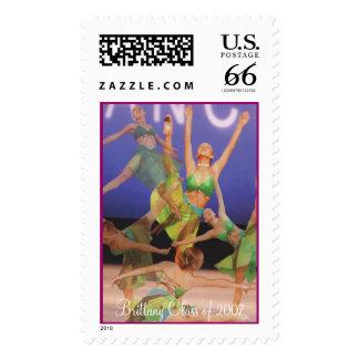 dance postage