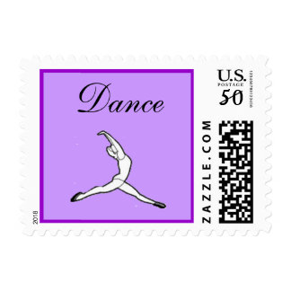 Dance -postage stamps