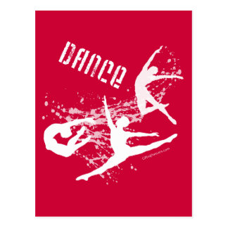 Dance Post Cards