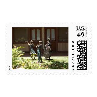 Dance Postcard Postage
