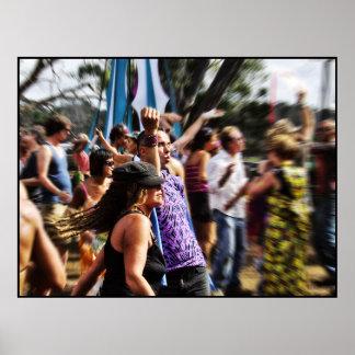 Dance Power Poster