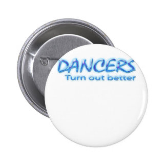 Dance Products 2 Inch Round Button