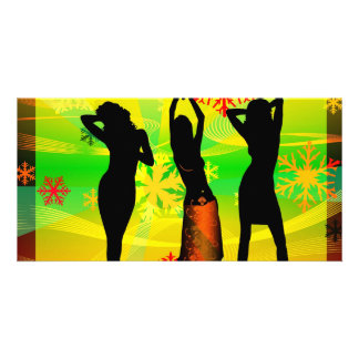 Dance Products Card
