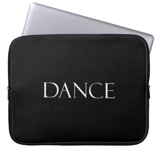 Dance Quotes Inspirational Dancing Quote Laptop Computer Sleeves