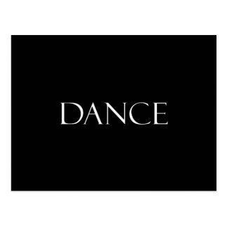 Dance Quotes Inspirational Dancing Quote Postcard