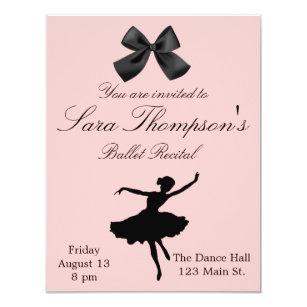 dance recital invitations 300 dance recital announcements invites