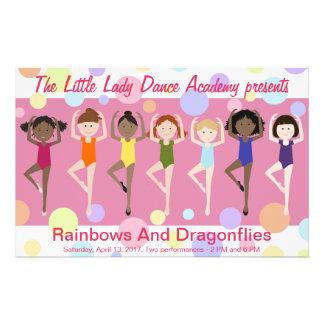 Dance Recital Program Flyer