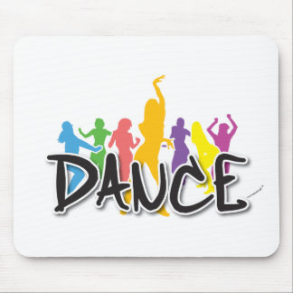 DANCE - Revised Mouse Pad