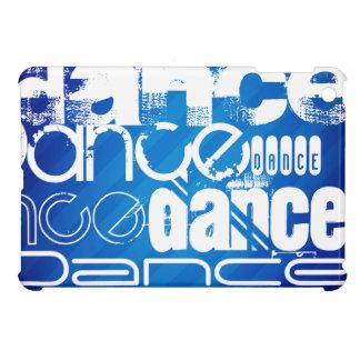 Dance; Royal Blue Stripes iPad Mini Cases