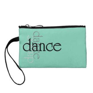 Dance Shadows Coin Wallet