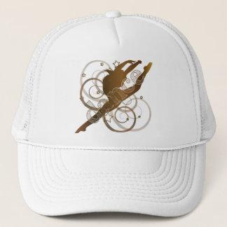 Dance Shirts Buttons Bag Trucker Hat