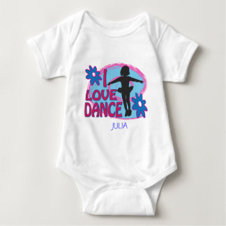Dance Shirts, Gifts Baby Bodysuit