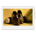 Dance Shoes Greeting Cards