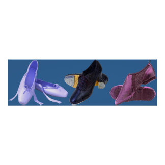 Dance Shoes Poster