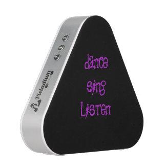 dance sing listen© speaker