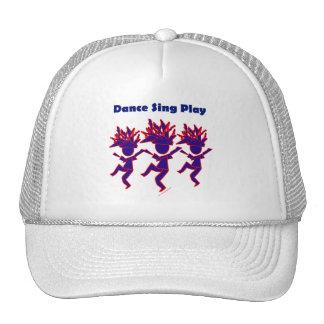 Dance Sing Play Trucker Hat