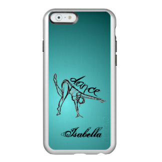 Dance Sketch Incipio Feather Shine iPhone 6 Case