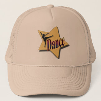 dance star hat with dancer
