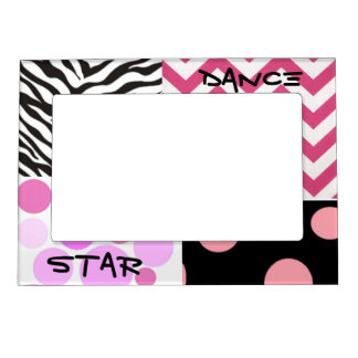 Dance Star Magnetic Frame