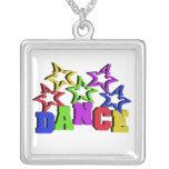 Dance Stars Pendants