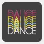 Dance - Sticker