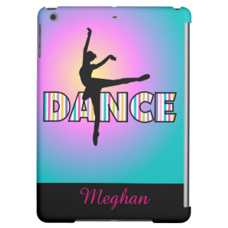 Dance Stripes Cover For iPad Air