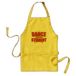 Dance Student ...Watch Out! Apron