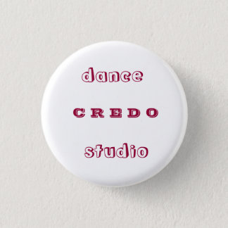 Dance studio CREDO Button