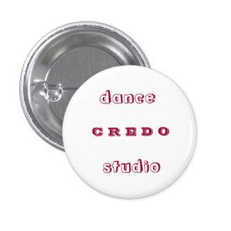 Dance studio CREDO Button