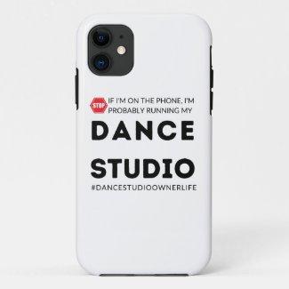 Dance Studio Owner Phone Case