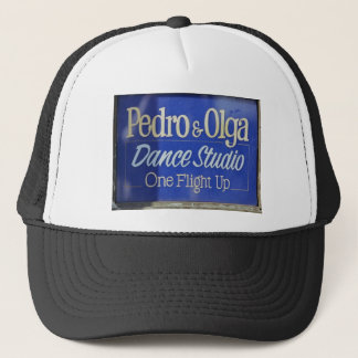 Dance Studio:Pedro & Olga Trucker Hat