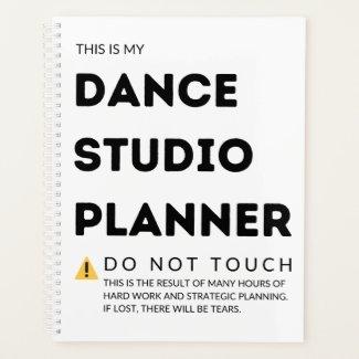 Dance Studio Planner