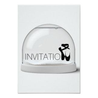 Dance Surprise Party Invitation Vip Invitation