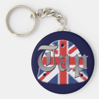 Dance T-shirts | Gifts for Tap Dancers in the U.K. Keychain